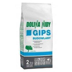 DOLINA NIDY GIPS BUDOWLANY 2 KG