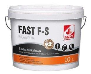 FAST F-S FARBA SILIKATOWA 10L