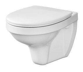 Set miska WC zawieszana delfi deska duroplastowa K97-140 Cersanit