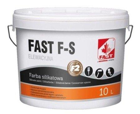 FAST F-S FARBA SILIKATOWA 4L
