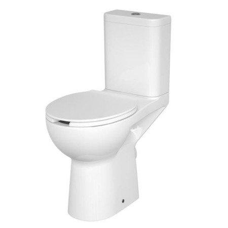 Kompakt WC 579 etiuda new clean on dla niepełnosprawnych 010 3/6l bez deski K11-0221 Cersanit