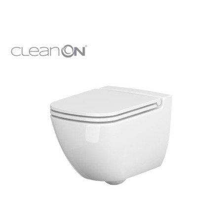 Miska WC zawieszana Caspia new cleanon bez deski  K11-0233 Cersanit
