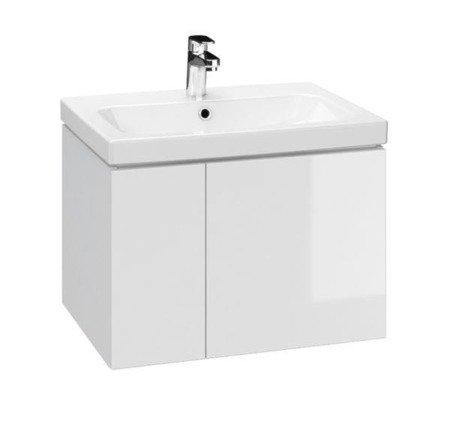 Szafka podumywalkowa Colour / Como / Amao / Zuro 60 biała  S571-021 Cersanit