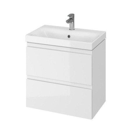 Szafka podumywalkowa moduo slim 60 biała  S929-004 Cersanit
