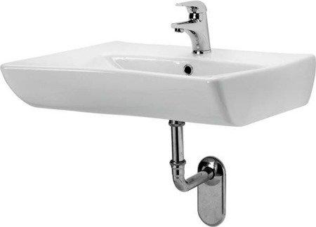 Umywalka etiuda 65 dla niepełnosprawnych  K11-0041 Cersanit